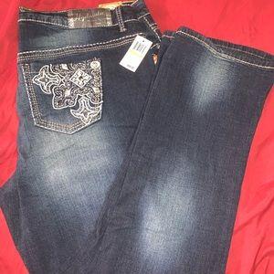 Hydraulic Jeans - 24W Hydraulic Lola Micro Boot Jeans